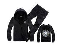 sweatsuits - 2015 Men s sweatsuits Diamond Supply Hip Hop sweatsuits men s o neck coat pants Size S XL