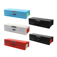Wholesale New Arrival Nizhi SDY HIFI Bluetooth Speaker Sardine FM Radio Wireless USB Amplifier Stereo Sound Box SDY019