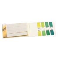 Wholesale 80 Strips PH Range PH Alkaline Test Indicator Papers Lab Supplies