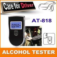 Concentration d'essai Avis-Concentration mobiles alcool la police 2015 nouveau brevet détecteur analyseur gros-comme LCD numérique alcootest