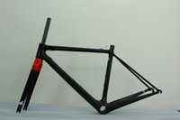 bicycles carbon - lightest R5 RCA full carbon fiber bike bicycle frame UD t800 frame cm BBRIGHT front fork glossy matte finishing
