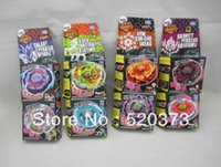 Wholesale 2016 sale styles Rapidity Super Top Clash Metal Beyblade Without Launcher Spinning Tops Toys KL