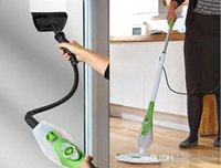 best steam mops - 2016 Hot selling in multi function steam mop upgraded version of the X6 Steam mop best quality AU plug UK plug EU plug Fast Shipping