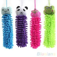 Wholesale Animal Shape Absorbent Hand Dry Towel Clearing Kitchen Bathroom Office Car Use PY5 TTJ