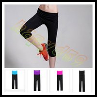 Wholesale woman sports fitness hot pants lady YOGA pants running shorts Gym Leggings athletic Pants S XXL choosing