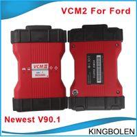Wholesale Hot selling Languages Ford VCM II OBDII OBD2 ROTUNDA Ford Diagnostic scanner Ford VCM IDS Scanner DHL Post