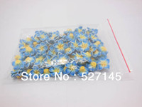 Wholesale Polymer Fimo Clay Beads Frangipani Jewellery Finding for Craft DIY cm