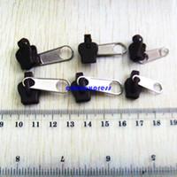 achat en gros de glissière réparation curseur-Nouveau chaud 100 x 6pcs/set universel instantanée Difficulté Zipper réparation remplacement Zip Slider dents sauvetage livraison gratuite