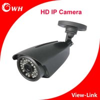 Wholesale CWH W6237C20L MP P IP CCTV Cameras with Bracket and black color and IR Distance M CCTV Security Camera