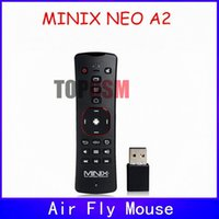 accelerometer game - MINIX NEO A2 Lite GHz Wireless Keyboard Gaming Air Mouse Six axis Gyroscope Accelerometer for Android TV Box PC Game Black