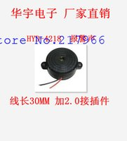 Wholesale Arima Piezo Buzzer STD external connector cable length CM alarm sound V