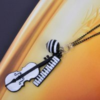 best violin brand - The new arrival the violin for lovers pendant which has favorable price and it is branded new product that are selling best