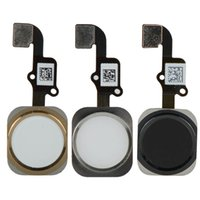 bar cap - New Home Button Flex Cable Key Cap Assembly For iPhone Plus
