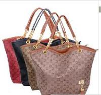 Shoulder Bags Women Floral 2014 New Hot Promotion women handbag shoulder bag chains canvas designer tassel brand women messenger bag fashion women tote