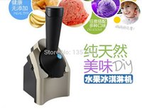 Wholesale 8pcs Fruit ice cream machine maker V V