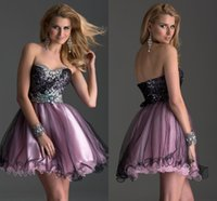 beaded lace tulle fabric - 2016 Blingbling Sequin Fabric Homecoming Dresses Sweetheart Ruched Beading Sequined Short New Party Prom Formal Gowns Dress Cheap