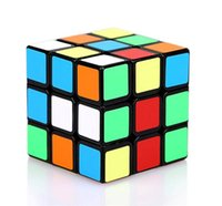 Wholesale Third order Rubik s Cube Intelligence Toys Third order Rubik s Cube Color Master Professional Racing Children Intelligence Toys