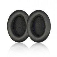 audio technical - NEW pair Black Replacement Cushion Ear pads For l ATH ANC7 ATH ANC9