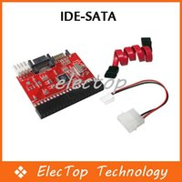 Wholesale IDE TO SATA HDD CD DVD Converter Adapter Cable