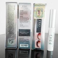Wholesale Free shpping FEG eyelash enhancer for hair thicken eyelash growth liquid lengthening eyelashes serum within days growth