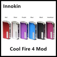 Cheap Authentic Innokin CoolFire IV 40W Battery Mod Innokin Cool Fire IV Express Kit 2000mAh Innokin Coolfire 4 Box Mod Vape Mods