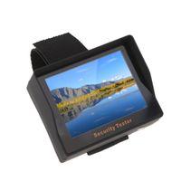 Compra Portable cctv video tester-Portátil de Prueba del monitor CCTV Cámara de Seguridad Tester 3.5