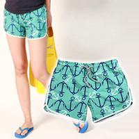 bermuda shorts - summer brand WOMEN SHORTS casual bermuda feminina girls sport beach SWIMWEARS SURF BOARD SHORTS feminino