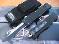 benchmade tools - MICROTECH A161 Hunting Folding Pocket Knife Survival Knife Xmas gift for men benchmade D2 ZT freeshipping