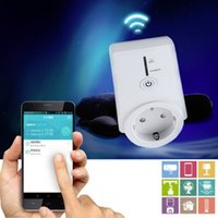Wholesale WiFi Remote Control Power Socket Multiple Drive Support Mobile Phone Control Hot Worldwide
