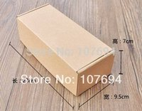 Wholesale CM Good hardness corrugated board packing box Socks gift mailing packing box