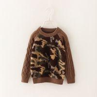 Cheap children sweaters Best boys woolen yarn clothes