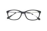 authentic optical frames - Women s Elegant Rivet Glasses Frame Transparent Mirror Optical Eyewear Frame Authentic designer oculos De Grau F15025