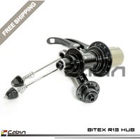 Wholesale Bitex R13 super light hub hole RAF10 RAR9 Road Bike Hubs pawls with quick release