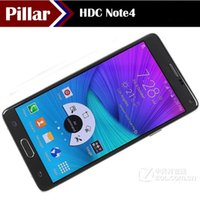 Wholesale HDC NOTE4 Note inch SM N9100 MTK6582 G ram GB rom quad Core N910C FD Unlocked MP Note Note IV Show G LTE N910 N910U
