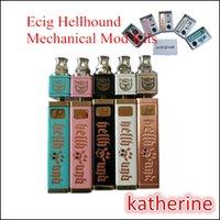 Cheap Hellhound Mod Starter Kits Best E Cigarette Hell Boy Mechanical Kits