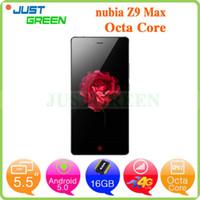 Cheap ZTE Nubia Z9 Max 4G Best 4G FDD LTE Cell Phone