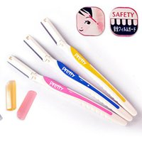 Wholesale 7573 Beauty tools Makeup who must Xiumei Dao scraping eyebrow knife professional eyebrow shaping tools