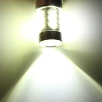 Wholesale 10 V W BA20D H6 White CREE XBD LEDs Headlight Bulb For Motorcycle Motor Bike Moped ATV order lt no track