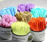 Wholesale lovely candy colors plastic wire metallic twist tie gift candy cookie bag tie