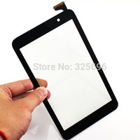 Wholesale 7 inch For ASUS Memo Pad ME176 touch screen with digitizer tablet pc glass panel Black
