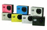 Wholesale Full HD SJ6000 Sports Video Camera P HD MP Car DVR Camera Recorder Diving Bicycle Action Camera Helmet DV Mini DVR