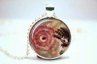 american truth - 10pcs Fullmetal Alchemist Truth Circle Transmutation Necklace Glass Photo Cabochon Necklace