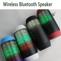 Wholesale New Pulse speaker JB2 pill bluetooth speaker Bluetooth audio wireless big sound box support TF card portable Speakers with LED light FM