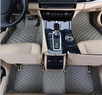 benz custom - High quality Custom special floor mats for Mercedes Benz GL Class X166 seats non slip carpets for GL Class