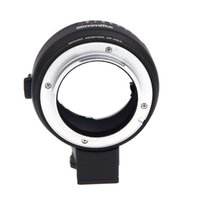 adapter type g - Lens Mount Adapter with Aperture Dial for Nikon G DX F AI S D Type Lens to NEX Camera NF NEX for Sony A7 A7R NEX N N