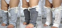 baby socks lace - Lace Knit Cotton Striped Colors Baby Girl Ankle Socks Keep Warm Christmas Gift Cute Soft N1246