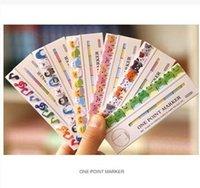 Wholesale Free ship korean stationery kawaii Mini animals The new N stick Post it notes memo pad school supplies