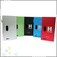 best dna - Best Hana Mods DNA W Variable Voltage Wattage Mods W W fit battery fit Atomizer Colorful DHL Free