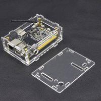 Wholesale Acrylic Double deck Case Transparent Box for Banana Pi Pro