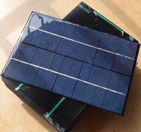 solar module - High Quality Watt V Mini Solar Cell Solar Module Polycrystalline Solar Panel DIY Solar Charger MM FreeShipping